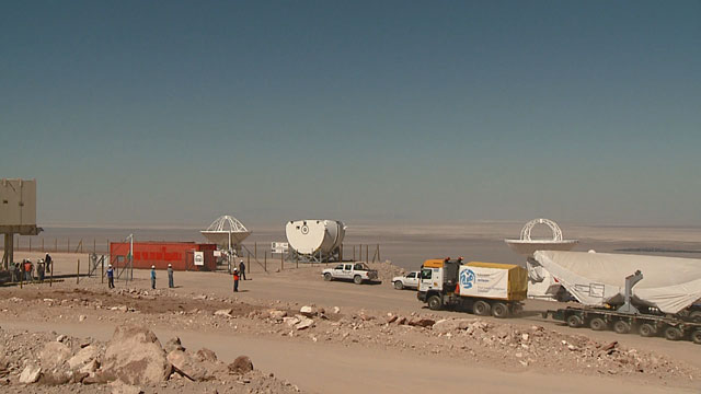 ALMA Dish Transportation (Part 10)