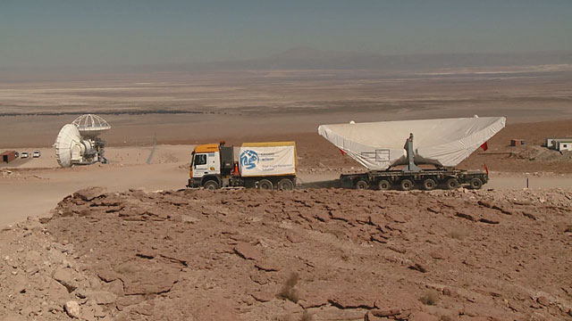 ALMA Dish Transportation (Part 9)