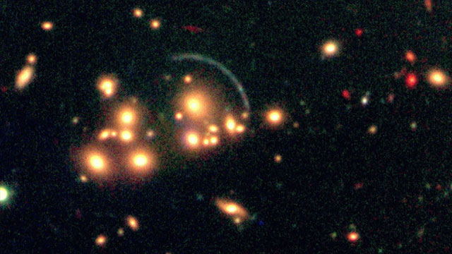 The cluster of galaxies CL 2244 – 02