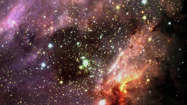 The Omega Nebula M17