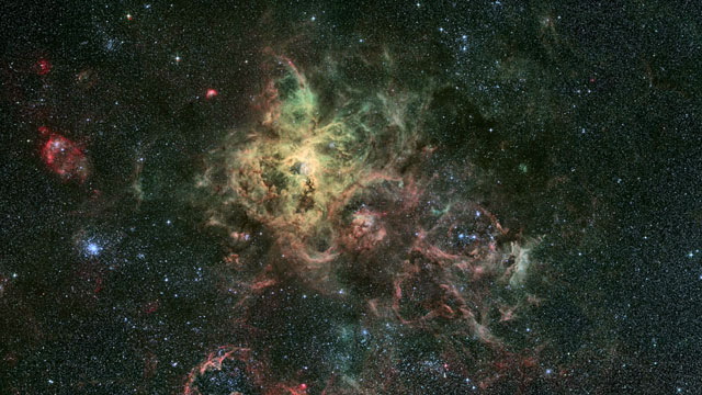 The Tarantula Nebula (1)