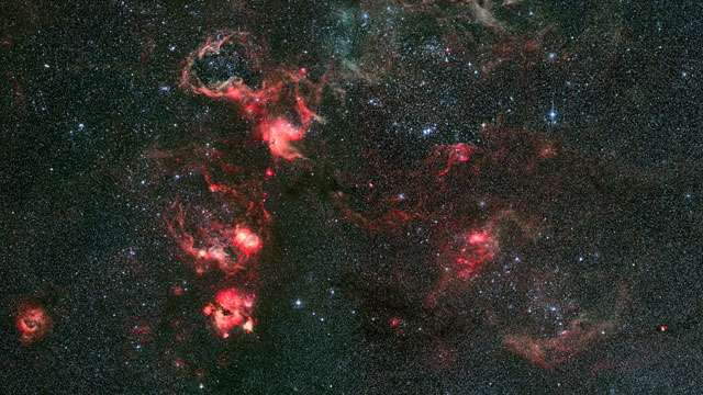 The Tarantula Nebula (2)