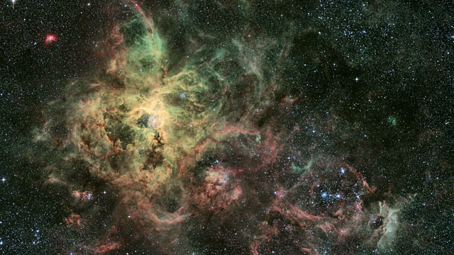 The Tarantula Nebula (3)