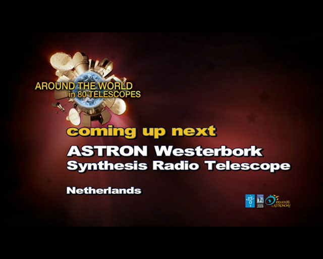 ASTRON Westerbork (AW80T webcast)