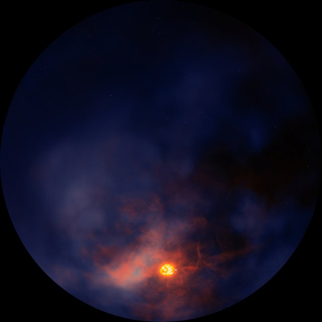 Flying to Betelgeuse (fulldome)