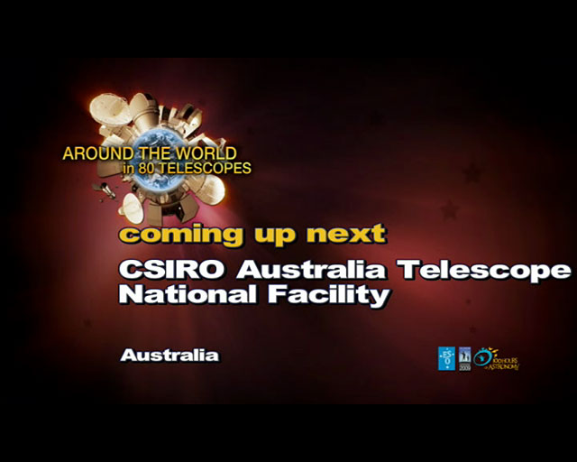 CSIRO (AW80T webcast)