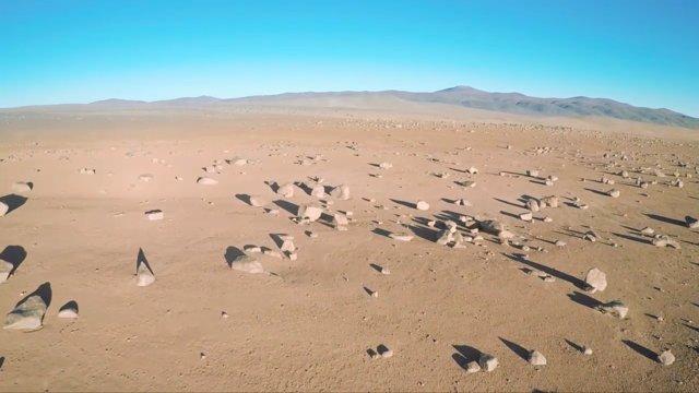 ESO's desert home