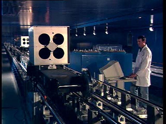 VLTI Delay Lines (December 2000)