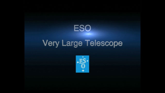 The Very Large Telescope trailer 2008