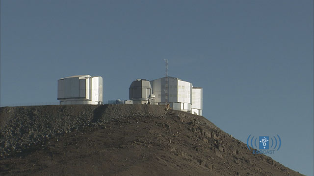 ESOcast 1: James Bond at Paranal