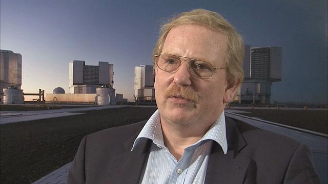 Video: Reinhard Genzel habla sobre su investigación
