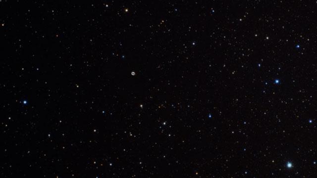 Zoom hacia la Nebulosa Helix