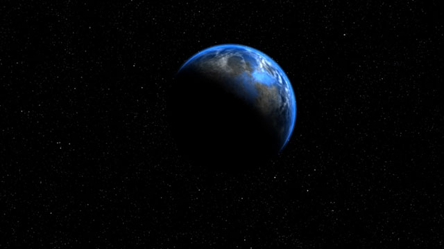 Artist's impression of Gliese 581 d