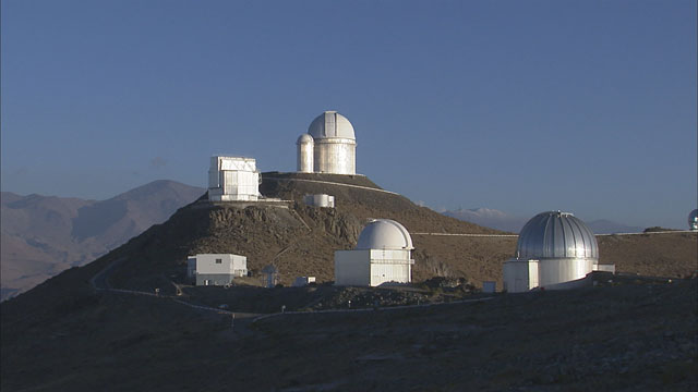Video News Release (B-roll): La Silla Observatory (eso0915j)