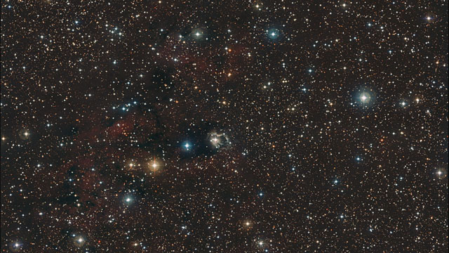 ESOcast 9: Celestial Tango Makes for a Gorgeous Nebula