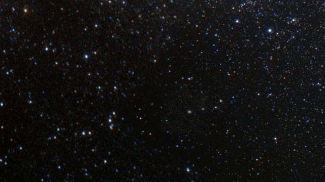 Acercamiento a la Galaxia de Barnard