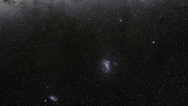 Zooming in on the Large Magellanic Cloud