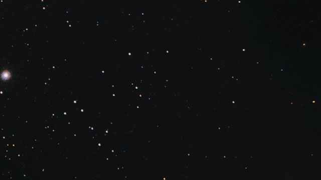 Zooming in on Pandora's Cluster