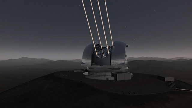 E-ELT Laser Guide Star