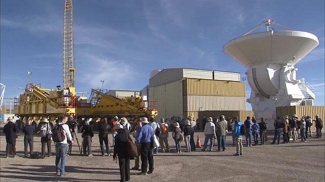 Vídeo Notícias 38: A inauguração do ALMA