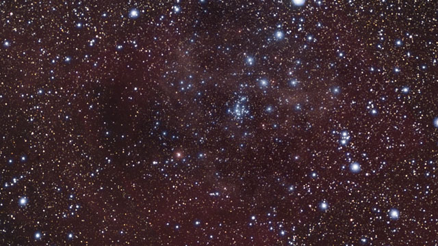 Zooming into the open star cluster NGC 2547