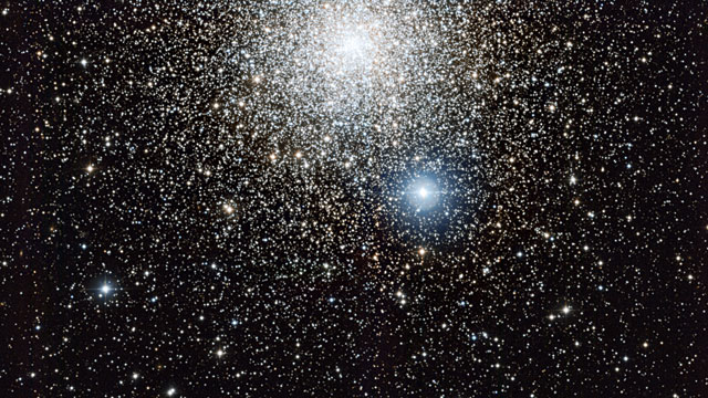 A close look at the globular star cluster NGC 6752