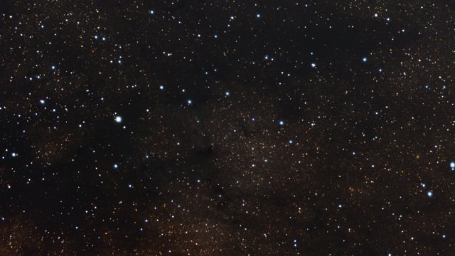 Zooming in on the dark nebula LDN 483