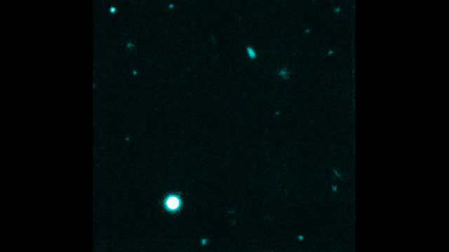 Hubble Deep Field South enligt MUSE