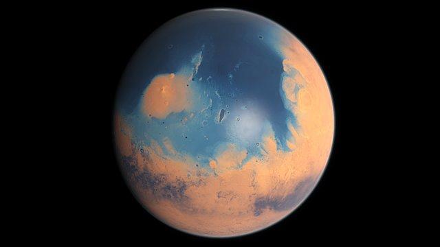 Marte: il pianeta che ha perso un intero oceano d'acqua