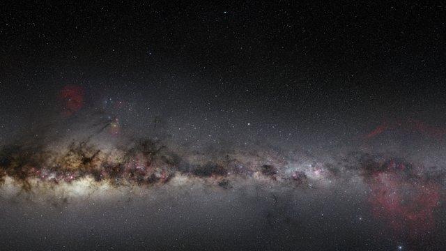 «Полет» к планетарной туманности ESO 378-1