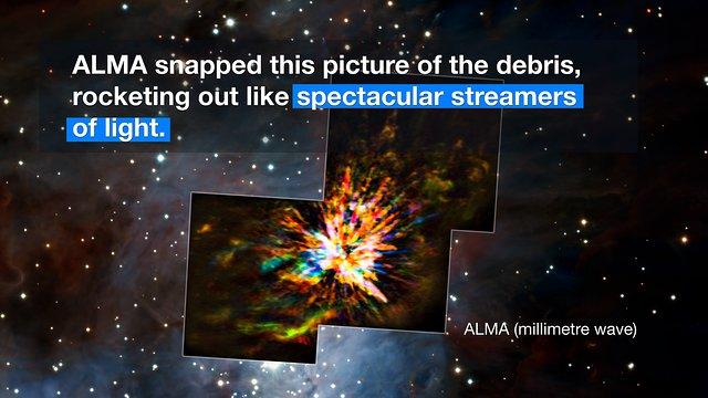 ESOcast 102 Light: Působivý hvězdný ohňostroj