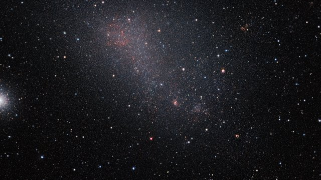 A close-up look at VISTA's view of the Small Magellanic Cloud
