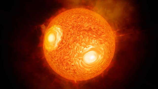ESOcast Light - Best Ever Image of a Star's Surface and Atmosphere (4K UHD) (Engels)
