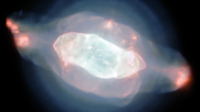 ESOcast 129 Light: The Strange Structures of the Saturn Nebula (4K UHD)