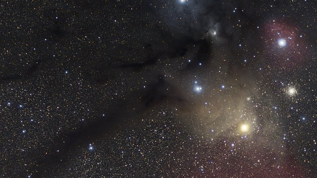 Zooming in on the Rho Ophiuchi star formation region