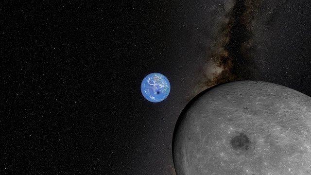 Schatten des Mondes