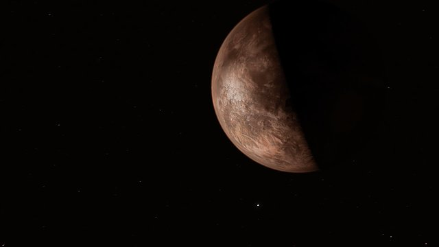 ESOcast 184 Light: Super-Earth Orbiting Barnard's Star (4K UHD)
