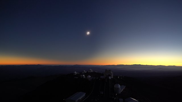 ESOcast 204 Light: La Silla Total Solar Eclipse Concludes