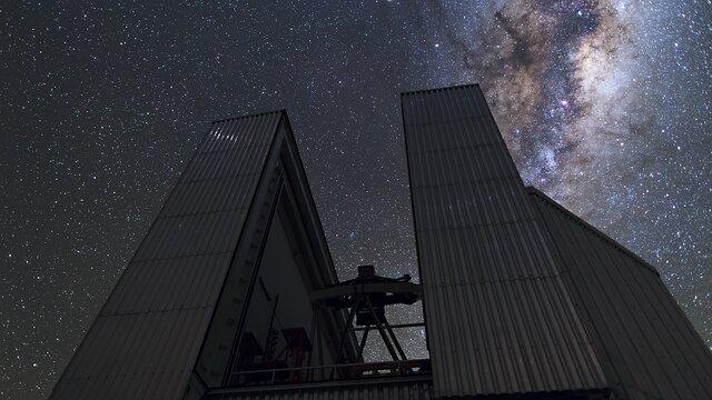 ESOcast Light 223: Les étoiles chaudes sont parsemées de taches magnétiques géantes