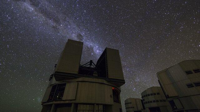 ESOcast 226 Light: Première image d'un système multi-planétaire autour d'une étoile de type Soleil