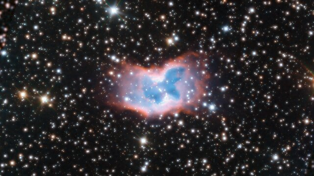 Zooming in on the planetary nebula NGC 2899