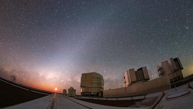ESOcast 232 Light: Stjerner og Kranier