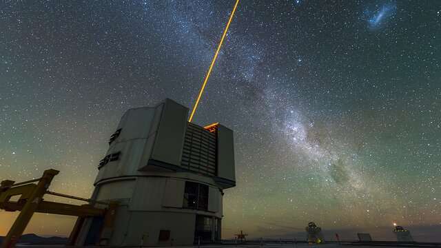 ESOcast 233 Light: System aus sechs Exoplaneten mit rhythmischer Bewegung stellt Theorien über die Entstehung von Planeten in Frage