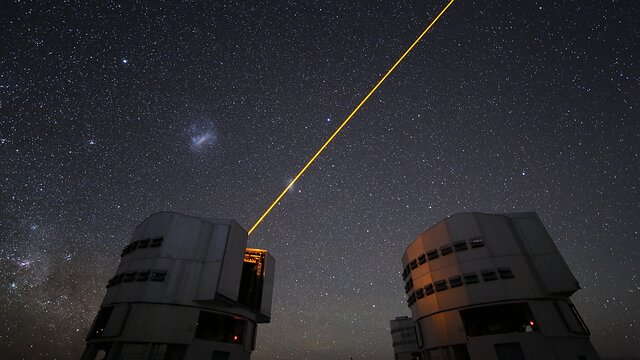 ESOcast 234 Light: Most distant quasar with powerful radio jets discovered