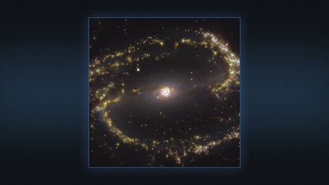 Multiple views of the galaxy NGC 1300 as seen with the VLT and ALMA