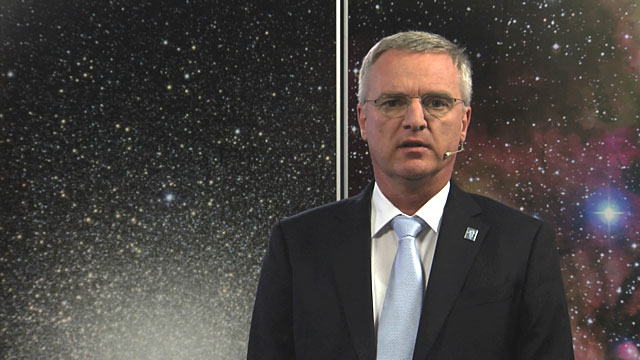 ESO and its 50th Anniversary, by ESO Director General, Tim de Zeeuw