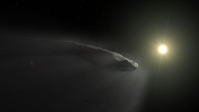 ESOcast 224: I primi visitatori interstellari del Sistema Solare