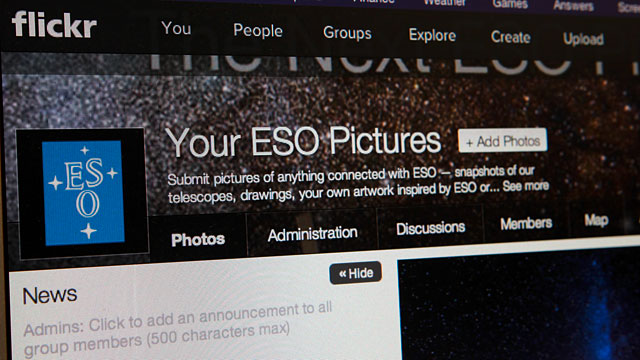 ESOcast 73: Your ESO Pictures