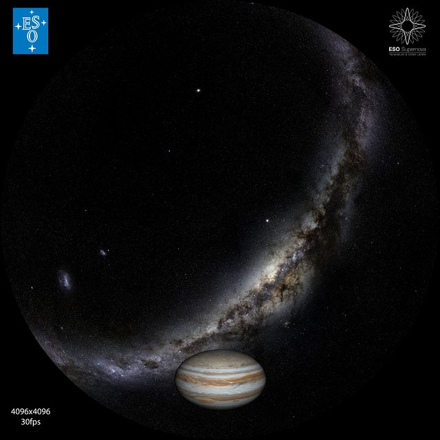 """From Earth to the Universe"" — Jupiter"