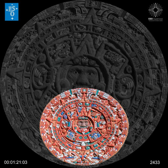 """From Earth to the Universe"" — Mayan Calendar"